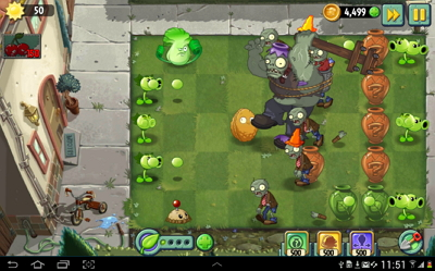 Plants vs Zombies 2 APK OFFLINE MOD
