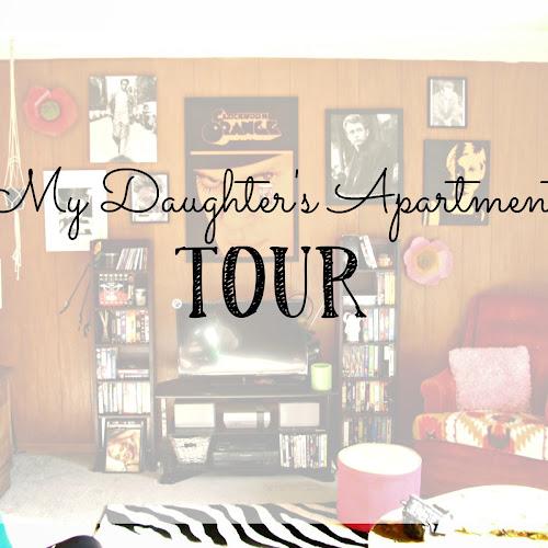 My Daughter's Apartment Tour