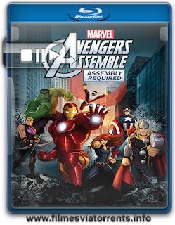 Os Vingadores Unidos (Avengers Assemble) 2ª Temporada Completa Torrent
