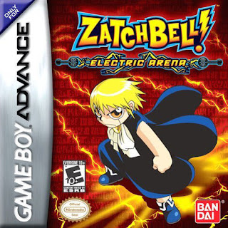 Zatchbell! Electric Arena ( BR ) [ GBA ]