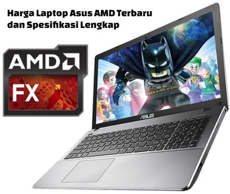 harga laptop asus amd terbaru