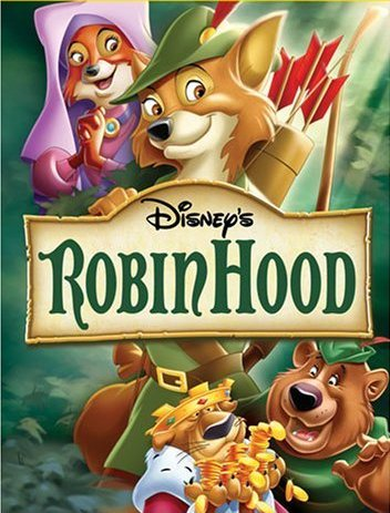 Robin Hood 1973 Disney Hindi English Dual Audio 300MB Free Download