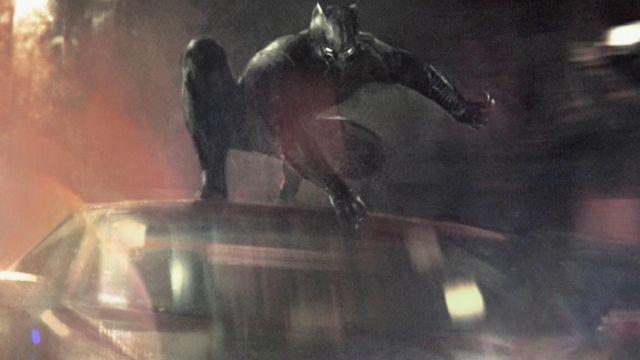 ေတာင္ကုိရီယားႏိုင္ငံမွာ ရိုက္ကူးေနတဲ့ Black Panther ဇာတ္ကားရိုက္ကြင္းမွ ဓာတ္ပံုမ်ားႏွင့္ ဗီဒီယိုမ်ားထြက္ရွိလာ