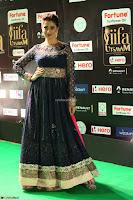 Raai Laxmi in Beautiful Backless Designer Anarkali Gown at IIFA Utsavam Awards 2017  Day 2  Exclusive 55.JPG