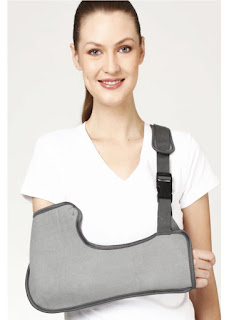 Pouch Arm Sling Tropical