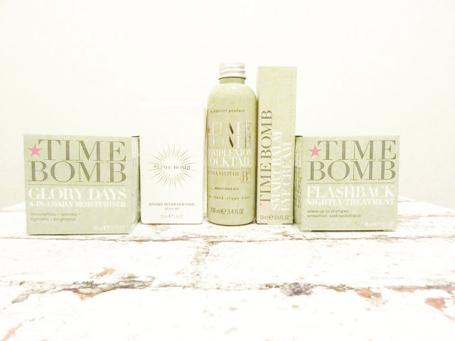 Time Bomb Gift of Glow Collection - QVC TSV