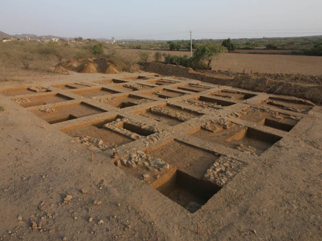 Early Harappan burial site found in Kutch