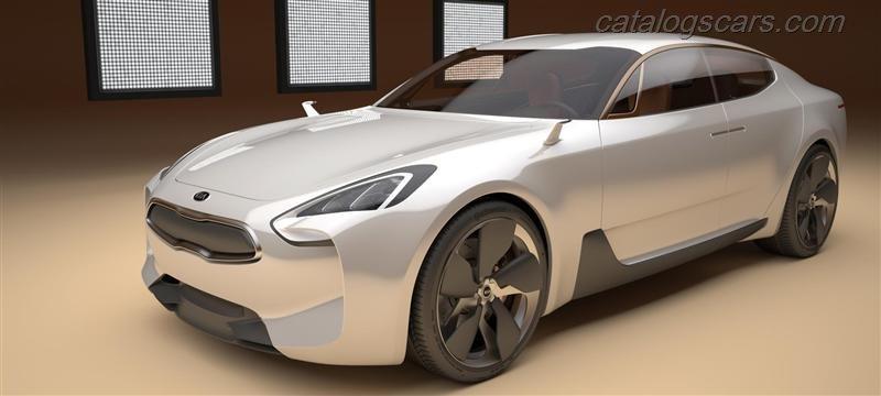 صور سيارة كيا GT كونسبت 2013 - اجمل خلفيات صور عربية كيا GT كونسبت 2013 - Kia GT Concept Photos Kia-GT-Concept-2012-14.jpg