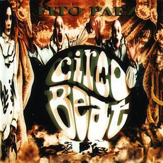 """Fito Páez - """"Circo Beat"""" (1994)"""
