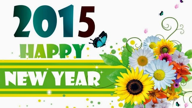 New Year 2015 Greetings