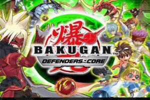Free of download game the core psp bakugan defenders