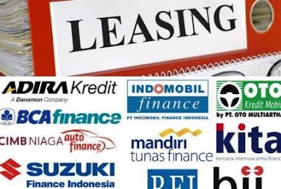 perusahaan pembiayaan kredit kendaraan, mesin industri, elektronik