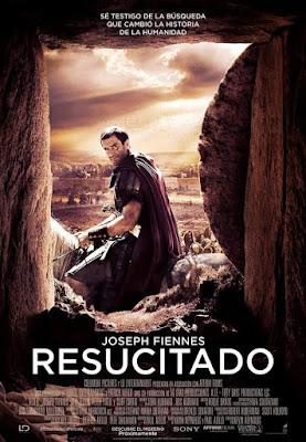Risen 2016 DVD R1 NTSC Latino