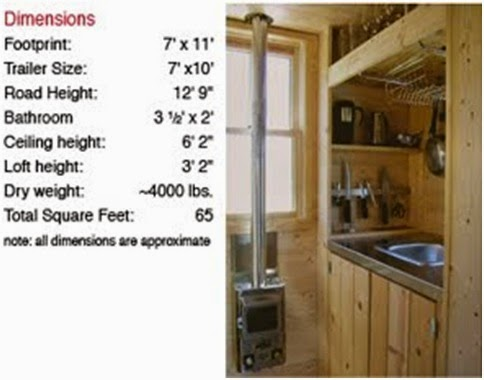 JAY SHAFER 9M2 TUMBLEWEED HOUSE PLANS | SMALLEST HOUSE IN THE WORLD