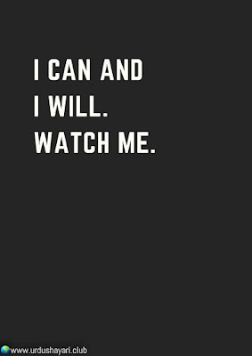I Can  I Will  Watch Me..!!  #Inspirationalquotes #motivationalquotes  #quotes
