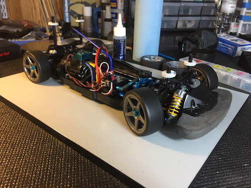 TA07 Pro Build and Design review | Toby's RC adventure
