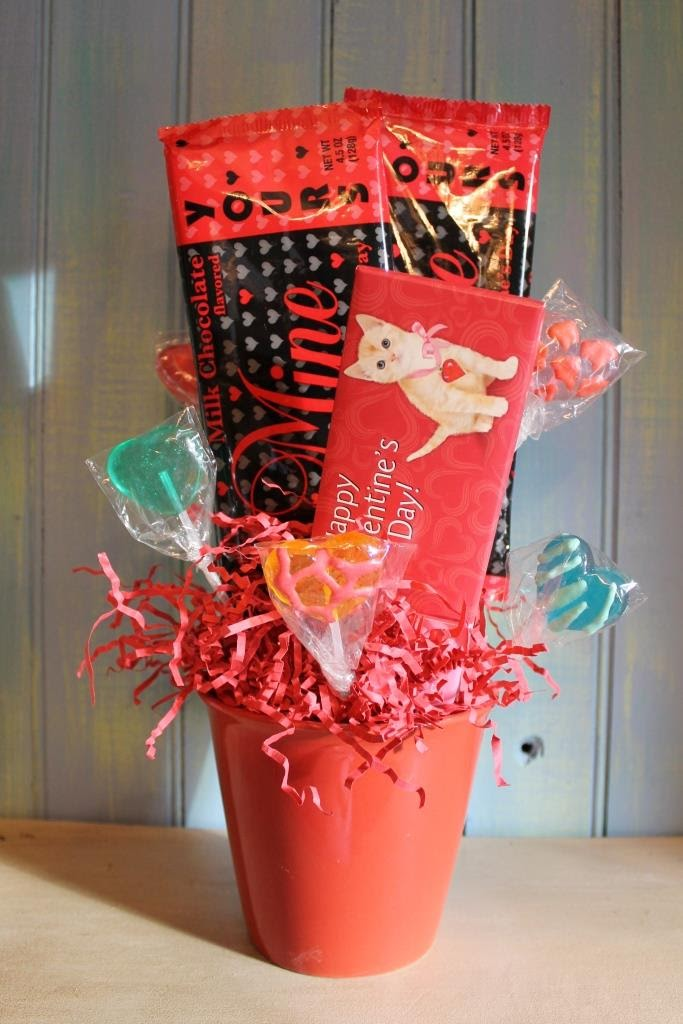 Make Candy Bouquets Lots of Ways | Miss Kopy Kat