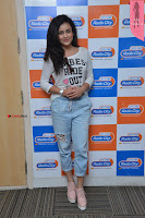 Cute Actress Misti Chakravarthi at Babu Baga Busy Team at Radio City ~  Exclusive 8th April 2017 018.JPG