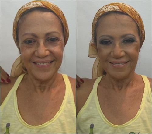 Maquiagens de cerimonialista, noiva, mãe da noiva e madrinha