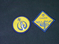 scouting badge winner