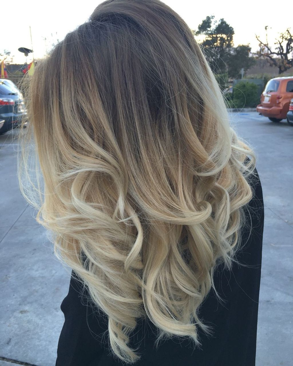Hot Blonde Balayage Hairstyle Ideas For Any Season 10