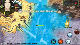 Download Naruto Senki Mod Percobaan by Yoga Awaluddin Apk