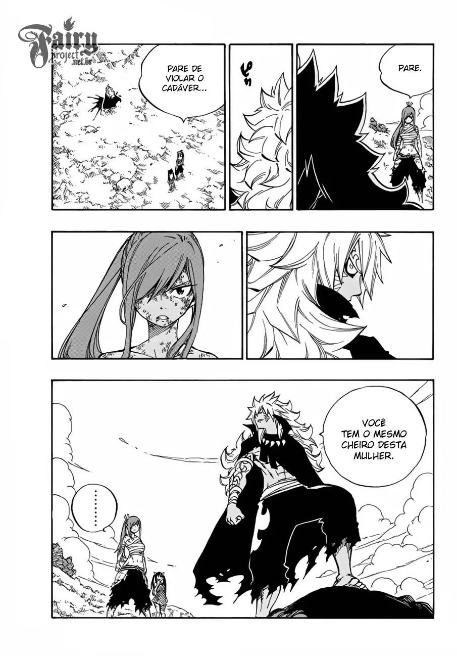 Fairy Tail Mangá 528