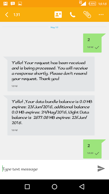 mtn wipped off my 3.5GB DATA