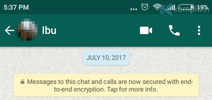 aplikasi chat whatsapp last seen