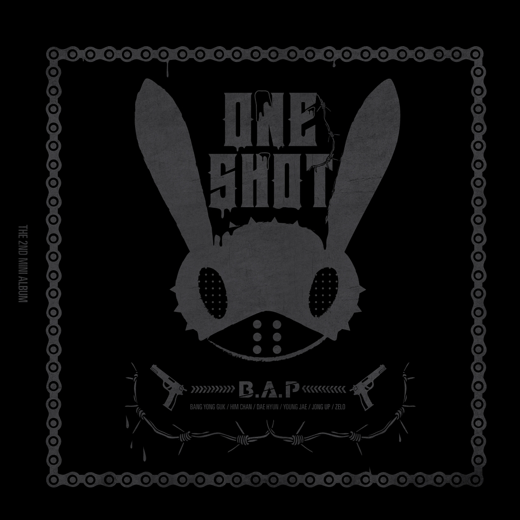 Kpop Lovers: B.A.P - 'One Shot' 2nd Mini Album