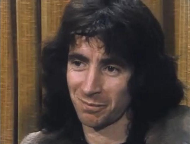 Bon Scott Hairstyle Men Hairstyles Men Hair Styles