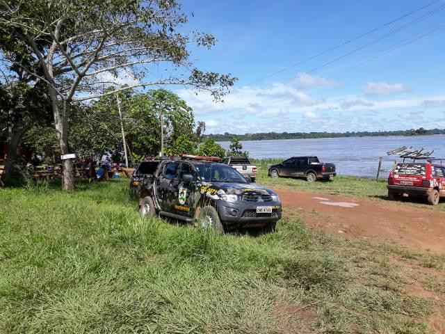 Irmãos, empresário e mecânico de Guajará-Mirim, continuam desaparecido após acidente fluvial no Rio Mamoré