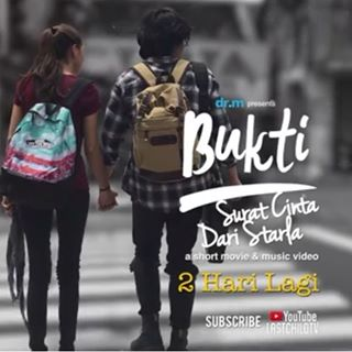 Bukti: Surat Cinta Dari Starla Short Movie (2018)