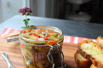 Eggplant Escabeche – The Second Best Way to Eat Eggplant