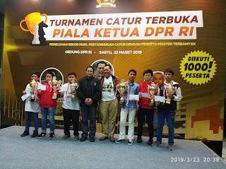 Juara 3 Nasional Lomba Catur Nasional