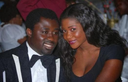 Mercy Jonson and Hubby Builds Home in Edo State