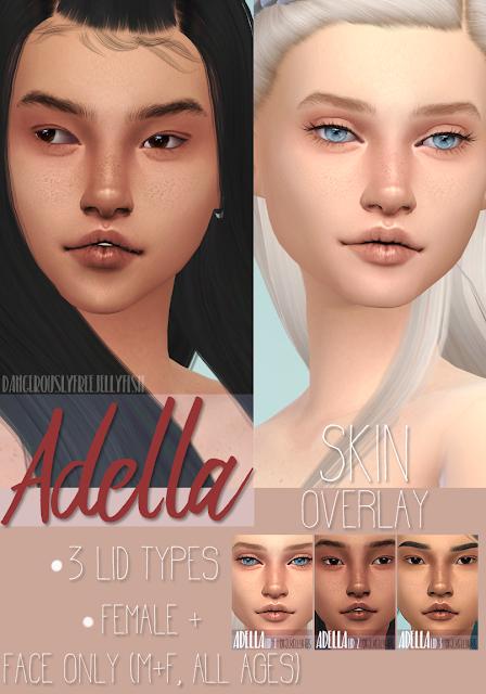 DangerouslyFreeJellyfishCC: TS4 - Solstice Eyes