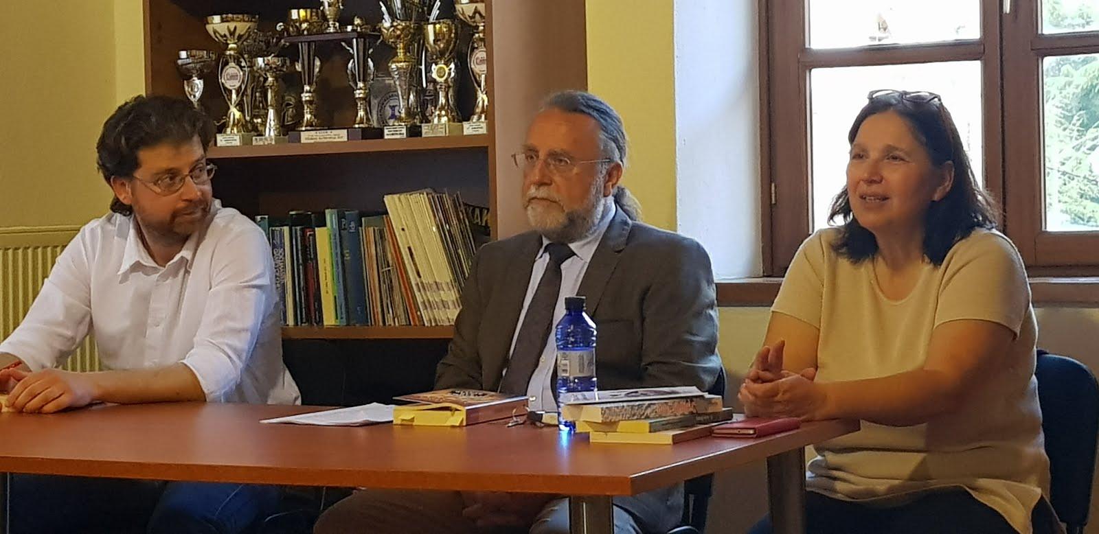 «ΕΓΚΛΗΜΑ ΣΤΟ ΑΡΧΕΙΟ» στη Δημοτική Βιβλιοθήκη Πολυγύρου