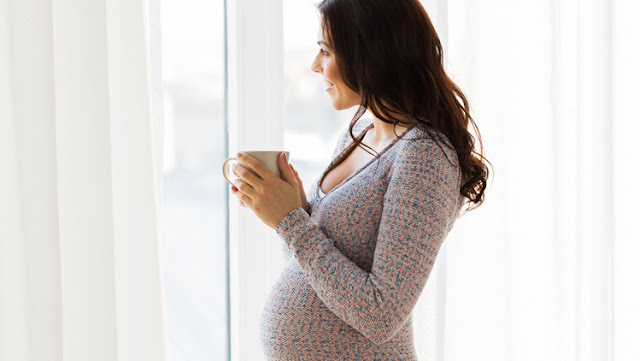 Pregnant? Herbal tea may be good for you