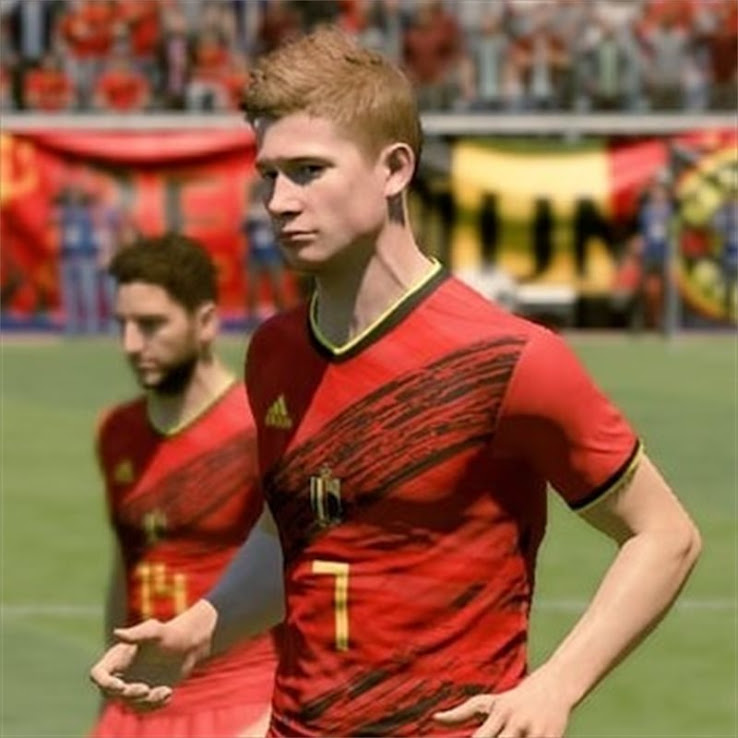 Belgien Em