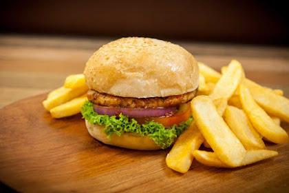 Resep Burger Daging Goreng