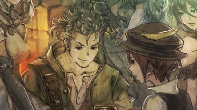 Demo de Project Octopath Traveler, novo RPG da Square Enix, já está disponível no Switch