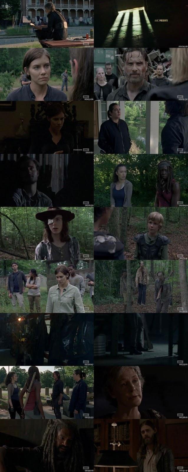 The Walking Dead S08E06 350MB HDTV 720p x264