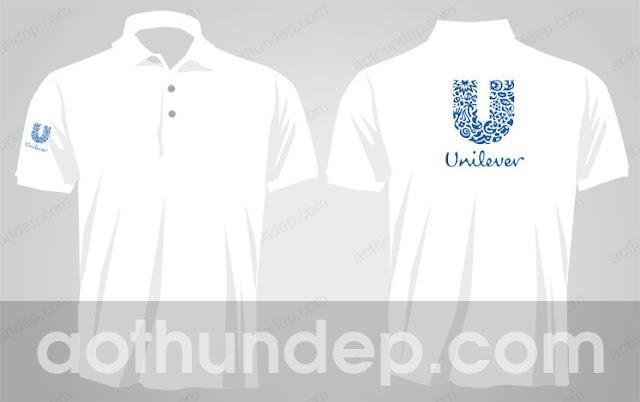 Áo Thun Đồng Phục Unilever