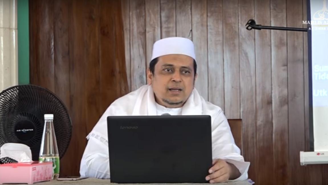 Ustaz Haikal: Grace, Kamu Nggak Tahu Syariah Itu Lindungi Minoritas