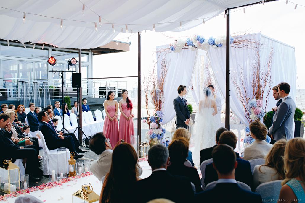 ceremonija jūrmalā свадебная церемония в юрмала