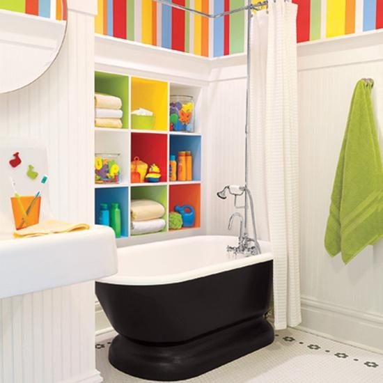 Thiết kế phòng tắm tủ chứa đồ