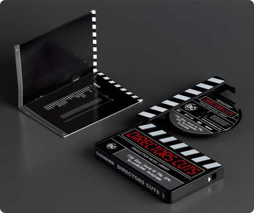 30 Awesome DVD Packaging Designs Inspiration - Jayce-o-Yesta