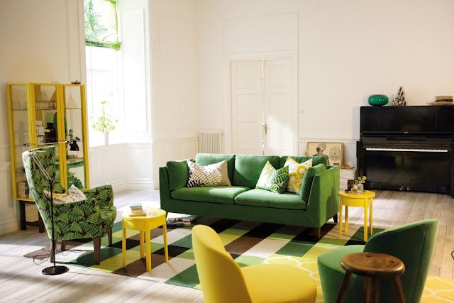 Dise o y decoraci n del hogar design and decoration for Decoracion hogar verde