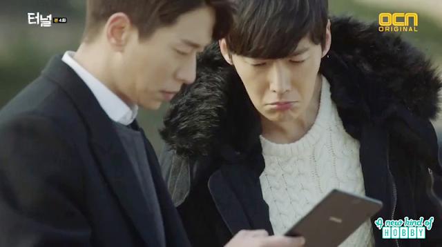 Sun Jae and Gwang Ho - Tunnel: Episode 4